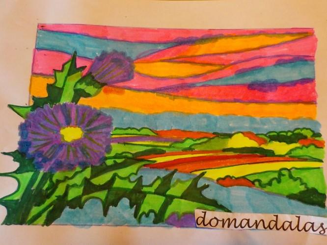coloriage-de-paysages