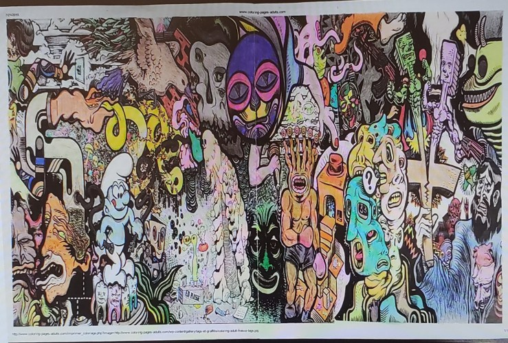 coloriage-tags-graffitis/