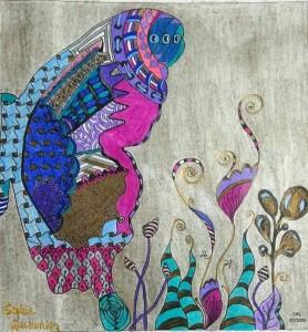 Creation  Par : sophie-queuniez