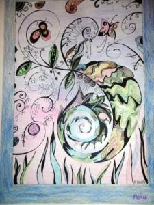 Creation  Par : apillonbleu