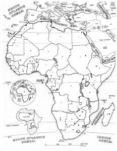 Africa 45687