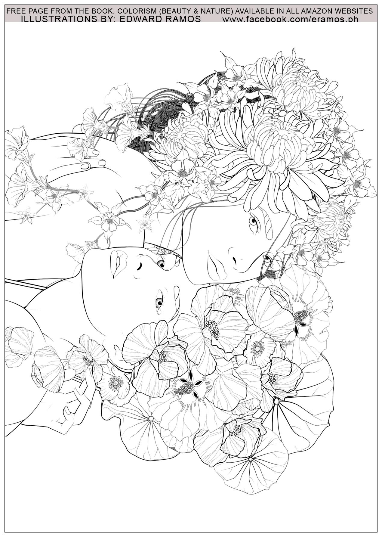 Disegni da colorare per adulti : Anti-stress / Zen - 8