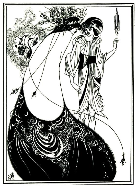 Disegni da colorare per adulti : Art nouveau - 7