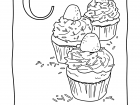 Cup cakes 21743