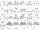 Cup cakes 41126
