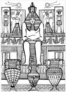 Egitto geroglifici 48896