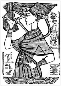 Egitto geroglifici 74788