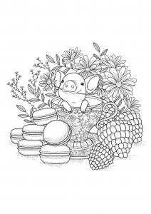 Fiori e vegetazione 30946