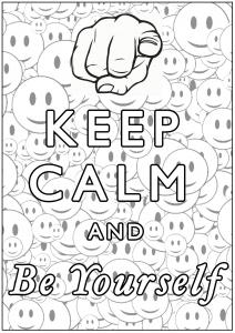 Keep calm 13854