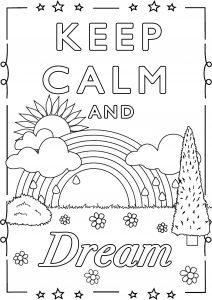 Keep calm 26551
