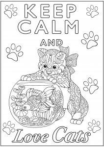 Keep calm 28430