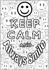 Keep calm 3970