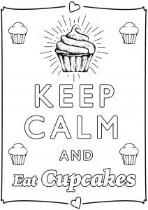 Keep calm 51072