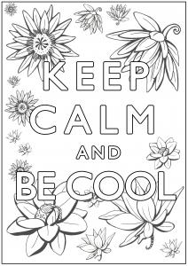 Keep calm 80118