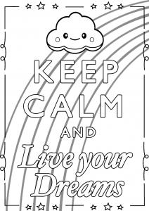 Keep calm 9686
