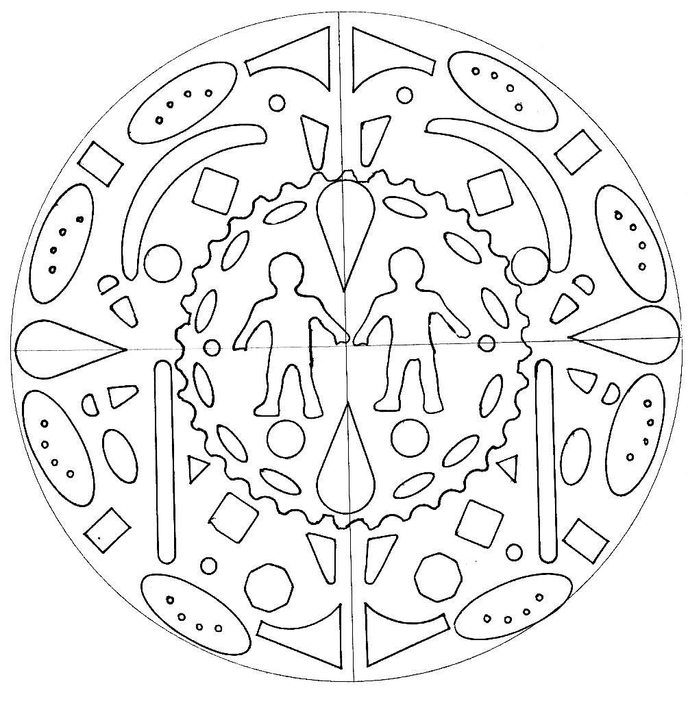 Mandalas 28154