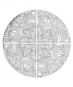 Mandalas 14952