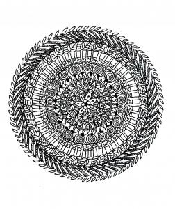 Mandalas 16804