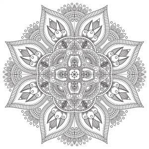 Mandalas 78574