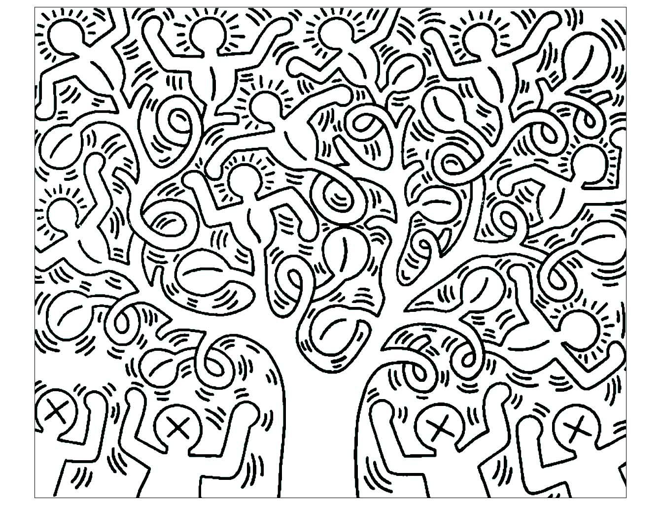 Pop art 41211 pop art disegni da colorare per adulti for Disegni da colorare per adulti e ragazzi