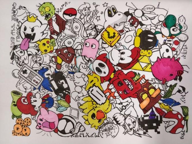 doodle-art-doodling