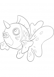 <b>Seaking</b> (No.119) : Pokemon (Generation I)