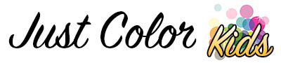 Just Color Kids : Coloring Pages for Children