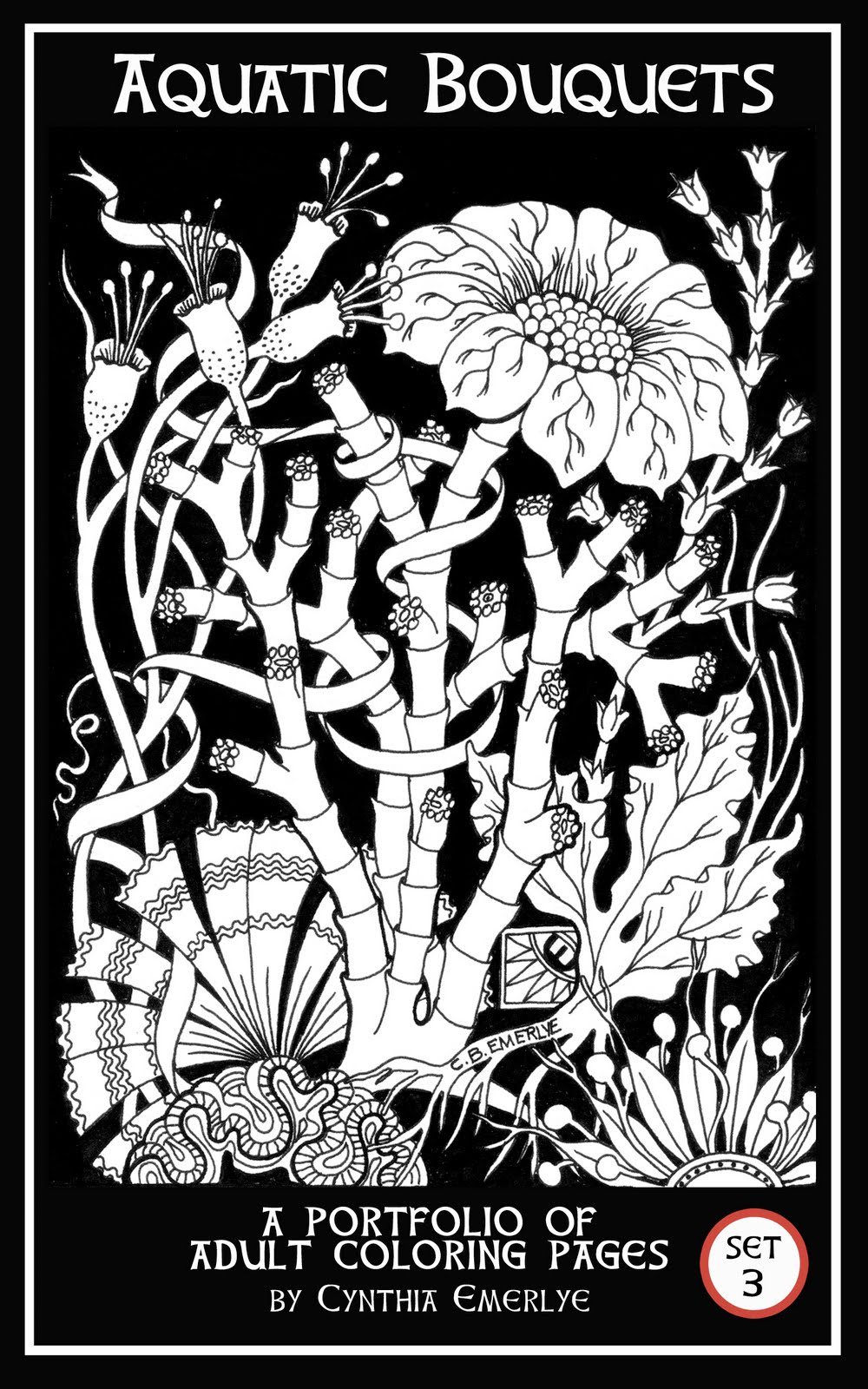 Simple Adult coloring page for kids