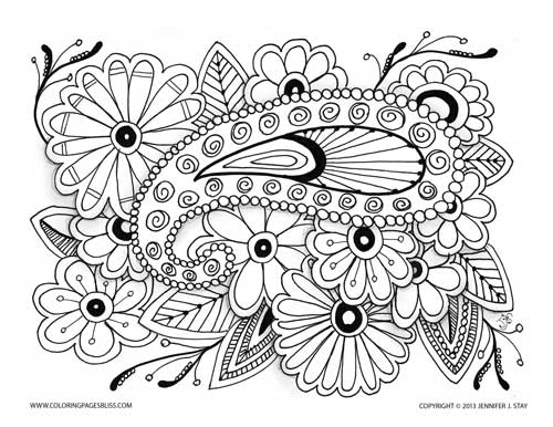 Incredible Adult coloring page to print and color for free