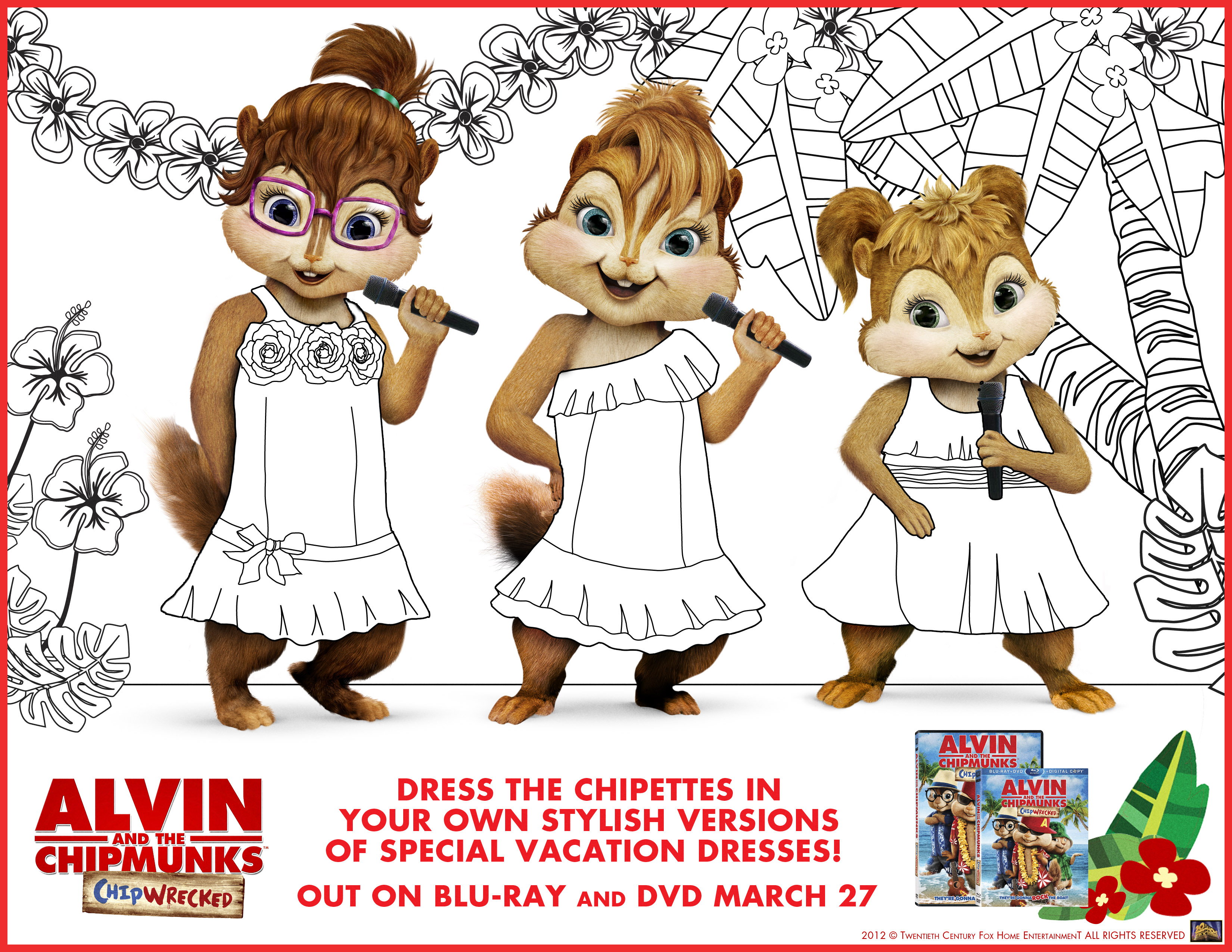 Alvin For Children Alvin Kids Coloring Pages