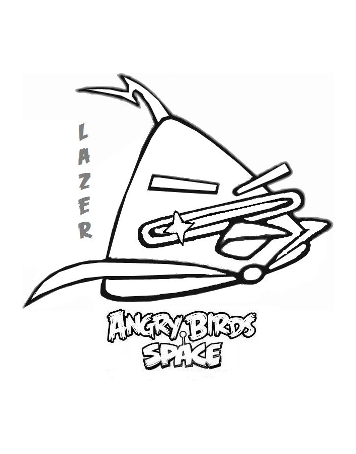Kleurplaten En Zo Angry Birds.Angry Birds To Color For Kids Angry Birds Kids Coloring Pages