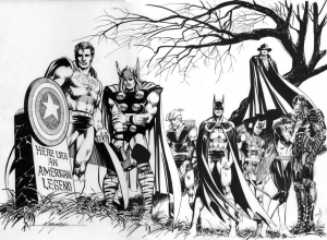 Coloring page avengers free to color for kids