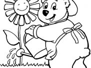Bears Coloring Pages for Kids