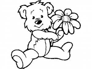 Coloring page bears to print