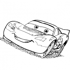 Cars Free Printable Coloring Pages For Kids