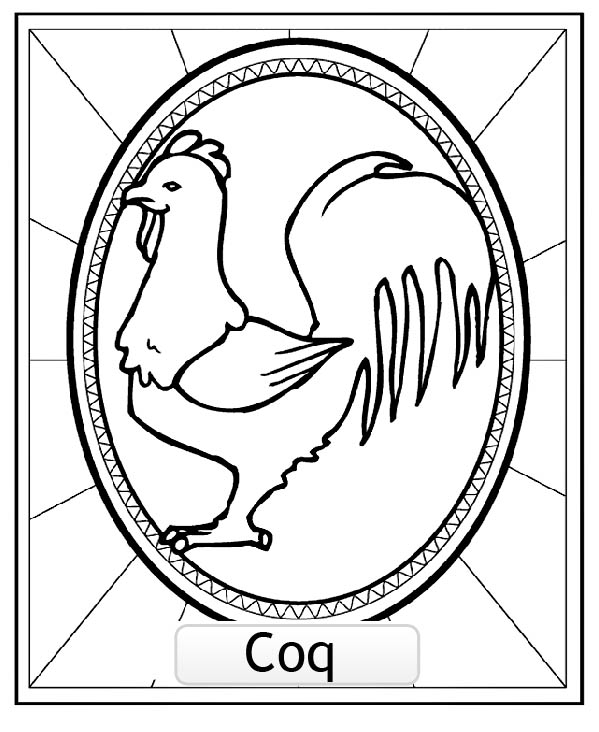 Incredible Chinese Astrological Signs coloring page to print and color for free