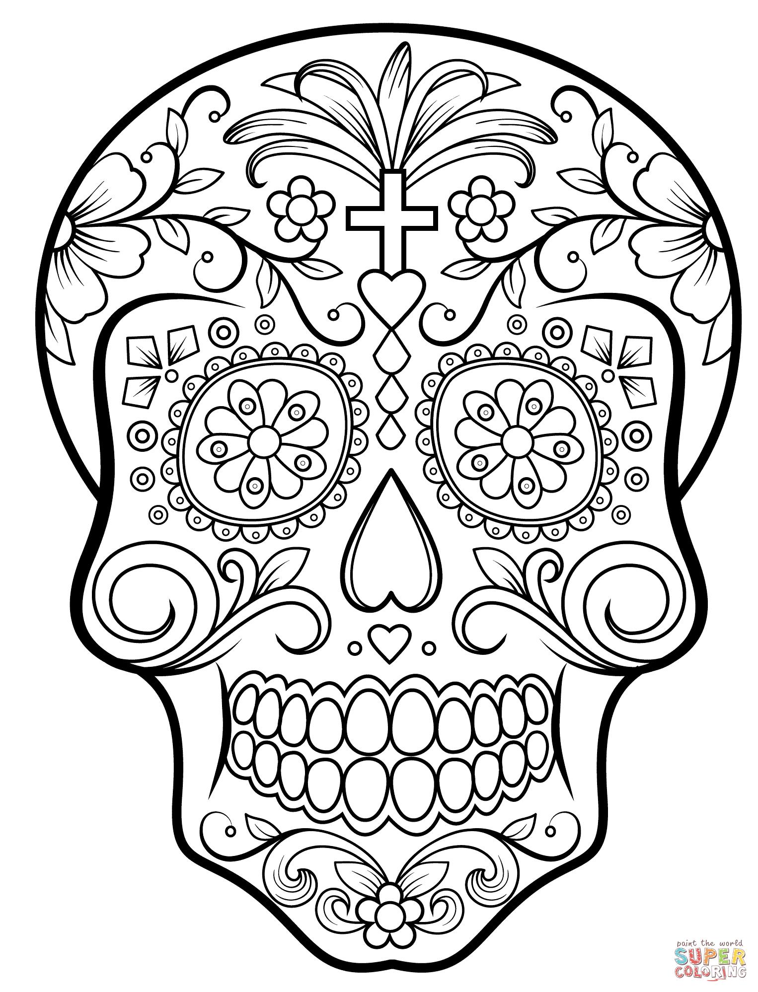 Dia De Los Muertos Day Of The Dead For Kids Dia De Los