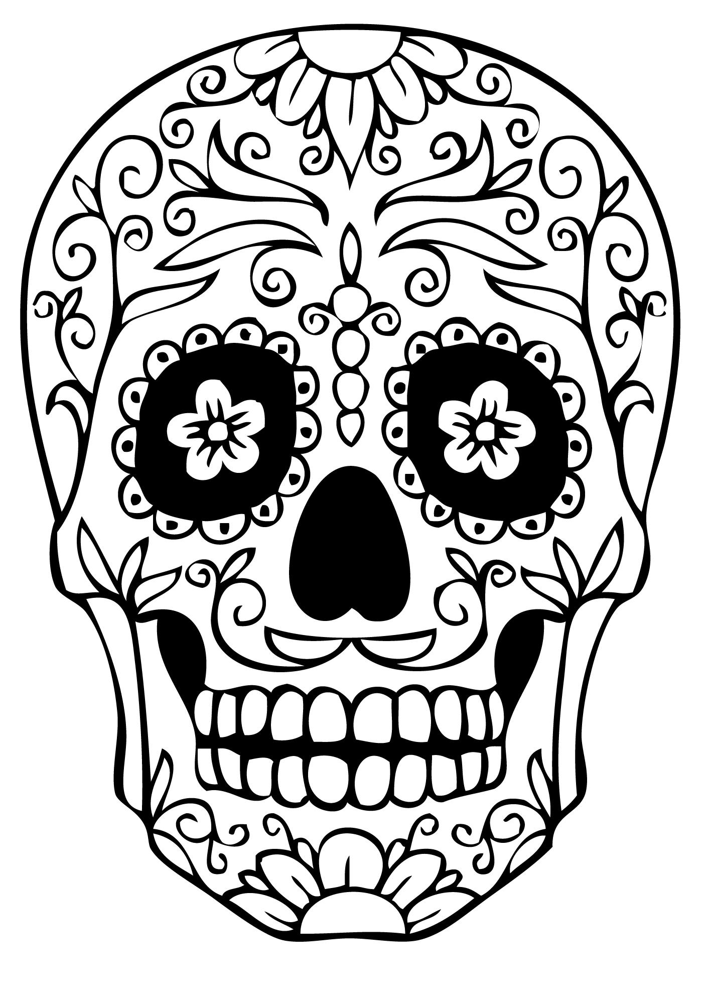 Dia de los muertos day of the dead for children - Dia De ...
