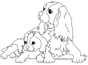 Dogs Free Printable Coloring Pages For Kids