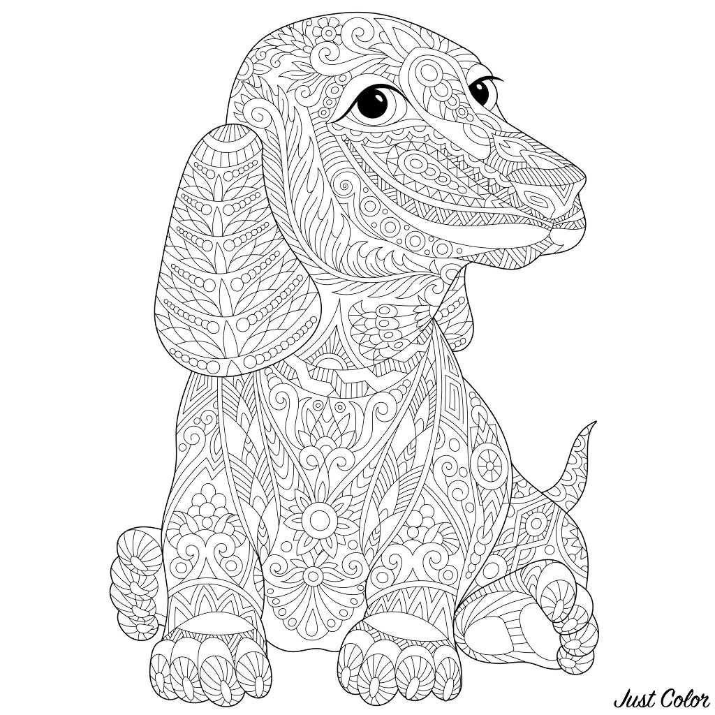 coloring pages with children - photo#37