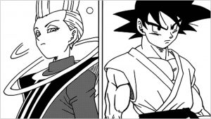 Whis and Songoku