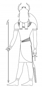 Coloring page egypt to download