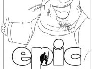 Epic Coloring Pages for Kids