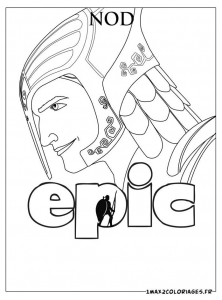 Coloring page epic to download for free