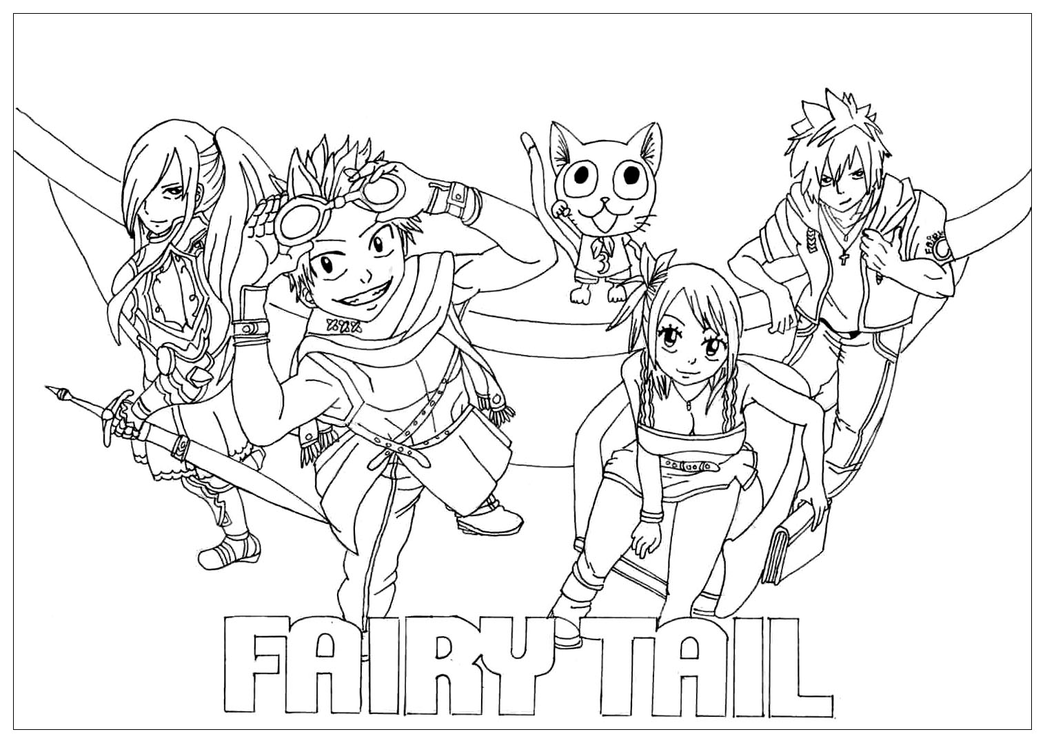 FREE* Fairy Tale Colouring/Coloring Pages by Cool Classroom Creations | 1078x1516