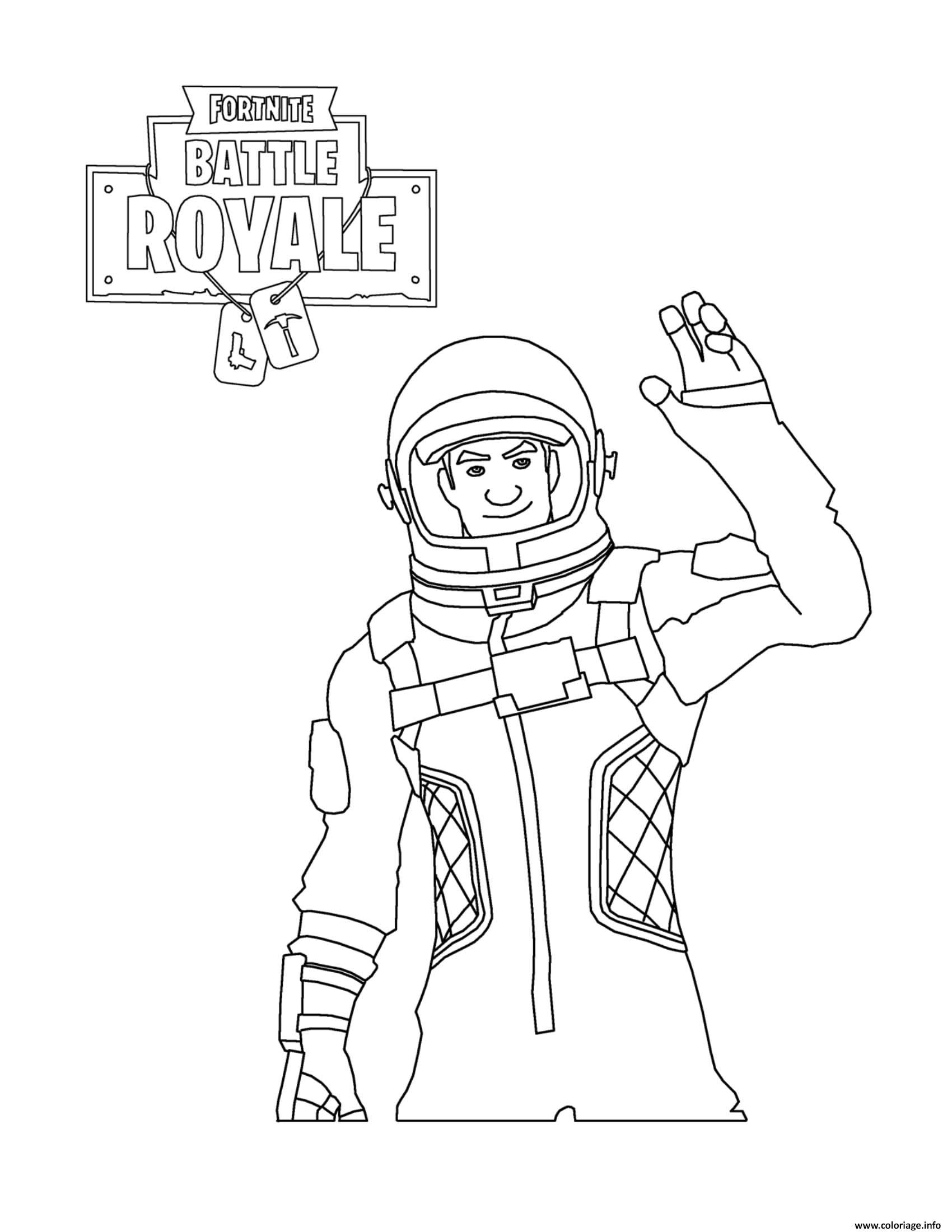 Fortnite Battle Royale : Astronaut - Fortnite Battle Royale ...