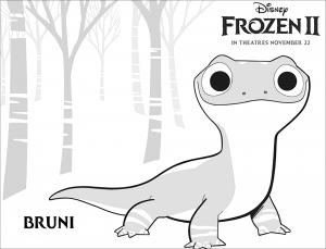Frozen 2 : Bruni