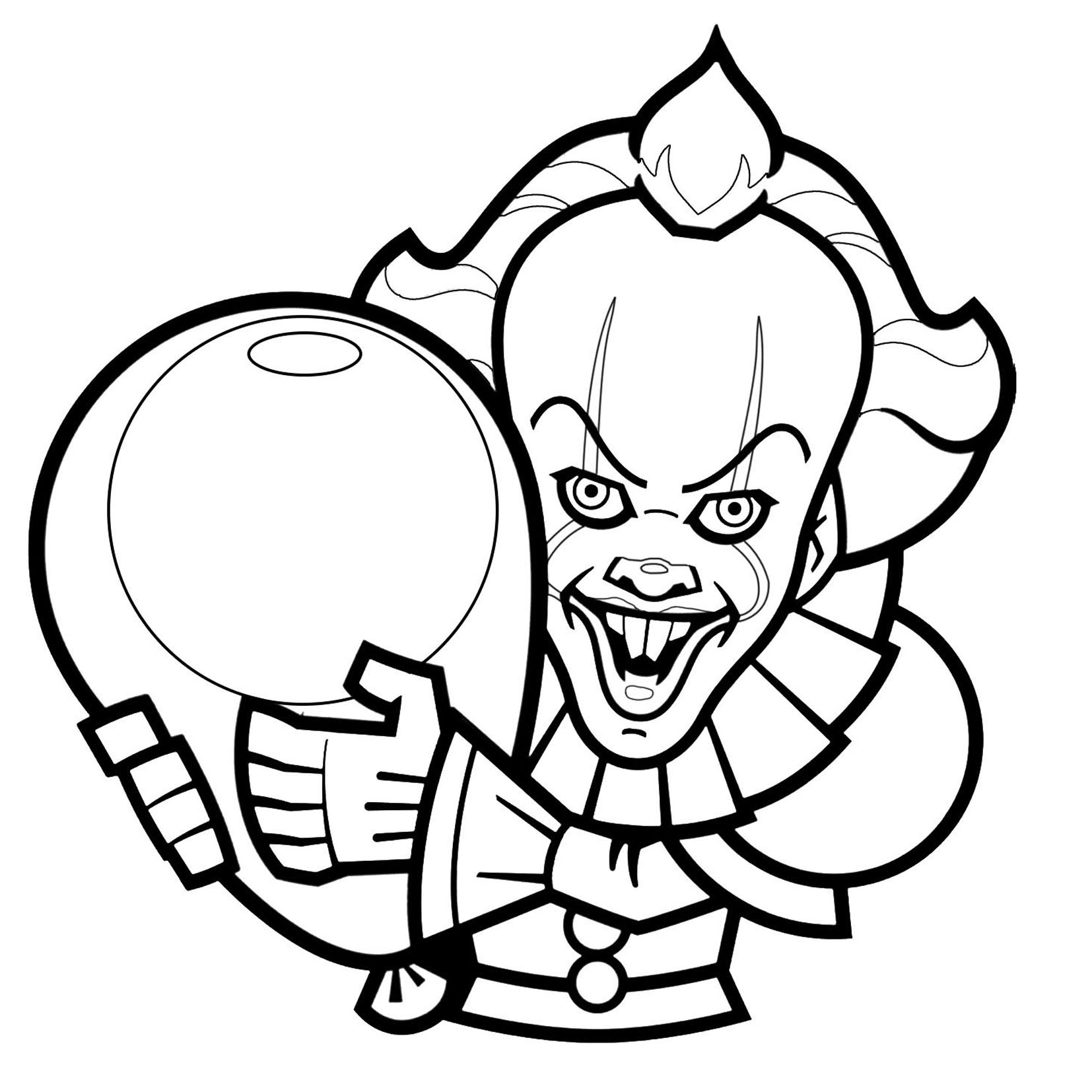 - Halloween To Color For Children - Halloween Kids Coloring Pages