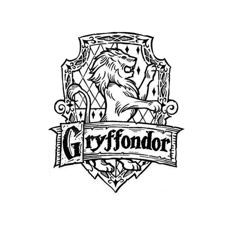 - Harry Potter Free To Color For Children - Harry Potter Kids Coloring Pages