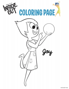 Coloring page inside out to print for free